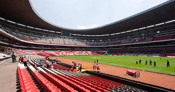 Stadium Azteca Mexico
